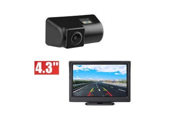 Reversing Camera With 11cm LCD Monitor Kits,Rear View Backup Camera for Ford Transit MK6 /MK7 Transit Connect Transporter