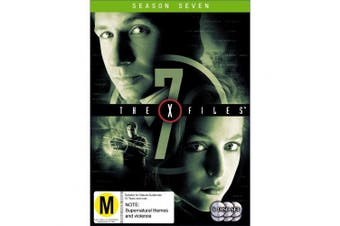 The X-Files: Season 7 [Region 4]