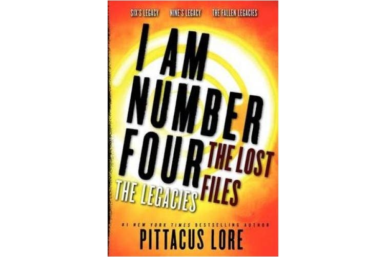I Am Number Four: The Lost Files: The Legacies (Lorien Legacies (Unnumbered))