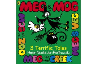 Meg & Mog: Three Terrific Tales (Meg and Mog)