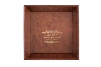(Dad/Granddad) - CB Gift Just for Him Tray Tabletop Dad/Granddad