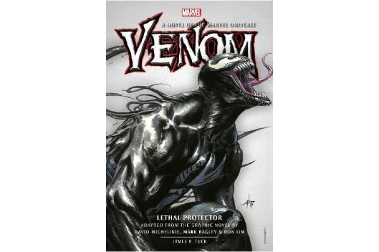 Venom: Lethal Protector Prose Novel (Marvel Original Prose Novels)