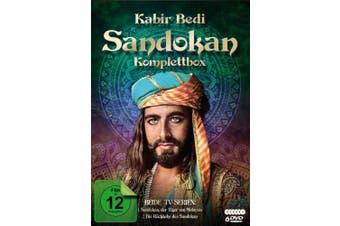 Sandokan - Komplettbox (Der Tiger von Malaysia & Die Rückkehr des Sandokan) [German]
