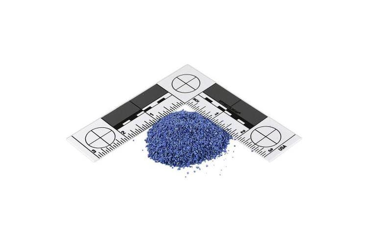 (30ml) - Natural Genuine Lapis Crushed Inlay Stone Perfect for Wood Inlay, Jewellery, and Art, (Medium) (30ml)