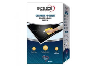 Excelsior HE Ceramic and Glass Cooktop Kit, 370ml