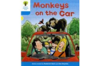 Oxford Reading Tree: Level 3: Decode and Develop: Monkeys on the Car (Oxford Reading Tree)