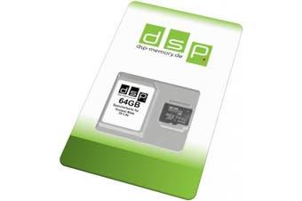 (64GB Class 10) - 64GB Memory Card Class 10 for Huawei Mate 20 Lite