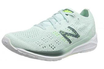 (8 UK, Green (Crystal Sage Crystal Sage)) - New Balance Women's W890v7 Running Shoes