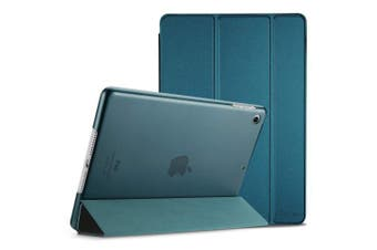 (Teal) - ProCase iPad Mini 5 Smart Case Cover 2019, Ultra Slim Lightweight Stand Protective Case Shell with Translucent Frosted Back, for 20cm Apple iPad Mini 5 (2019 Release) –Teal