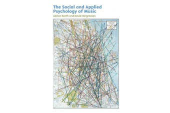 The Social and Applied Psychology of Music