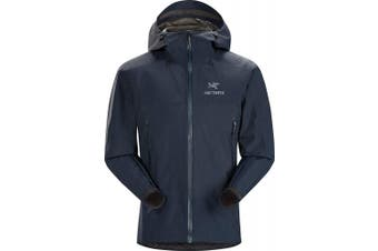 (XL, Blue) - Arc'teryx Beta Sl Hybrid Jacket Men's