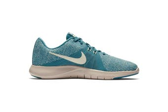 (5.5 UK, Multicolour (Celestial Teal/Guava Ice/Light Silver 400)) - Nike Women's W Flex Trainer 8 Fitness Shoes