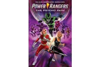 Saban's Power Rangers Original Graphic Novel: The Psycho Path (Mighty Morphin Power Rangers)