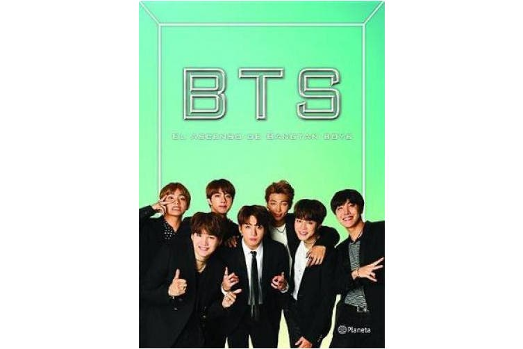 Bts. El Ascenso de Bangtan Boys [Spanish]
