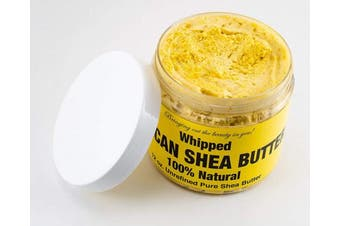 100% African Shea Butter Whipped Baby Powder