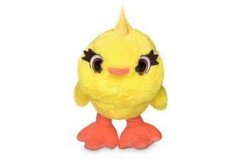 Disney Ducky Talking Plush - Toy Story 4 - Small