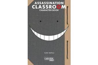 Assassination Classroom Character Book [German]