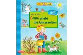 Guck mal: Conni erlebt die Jahreszeiten [German]