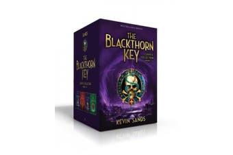 The Blackthorn Key Cryptic Collection Books 1-4: The Blackthorn Key; Mark of the Plague; The Assassin's Curse; Call of the Wraith (Blackthorn Key)
