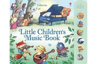 Little Children's Music Book (Musical Books) [Board book]