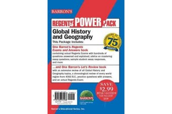 Global History and Geography Power Pack (Lets Review)