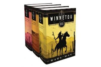 Winnetou I-III (3 Bände) [German]
