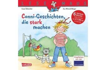 LESEMAUS Sonderbände: Conni-Geschichten, die stark machen [German]