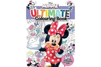 Minnie: Ultimate Colouring Book (Disney) (Disney Minnie Mouse)