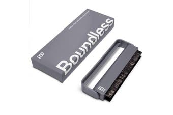 Boundless Audio Record Cleaner Brush - Vinyl Cleaning Carbon Fibre Anti-Static Record Brush