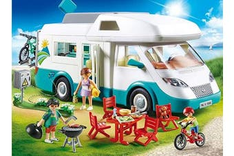 Playmobil Family Fun 70088 Family Camper