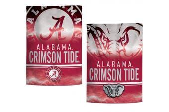 (Alabama Crimson Tide) - WinCraft NCAA Garden Flags 2 Sided 12. 13cm x 46cm