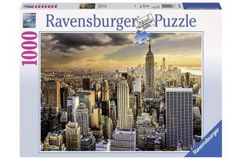 Ravensburger 500700cm Great York Puzzle (1000-Piece)