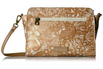 (Rose Gold Spirit Desert) - Sakroots Tracy Small Charging Crossbody