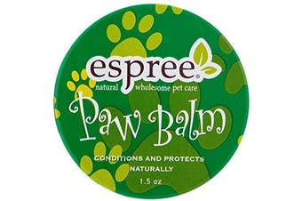 (Paw Balm, 45ml) - Espree Moisturising and Protecting Paw Balm for Dogs