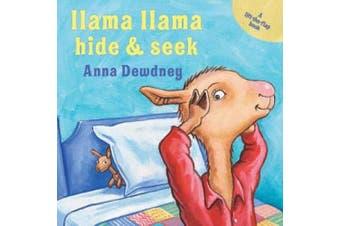 Llama Llama Hide & Seek: A Lift-the-Flap Book [Board book]