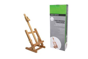 Mini Wooden Table Easel from Daler Rowney