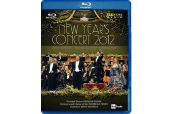 New Year's Concert: 2012 - Teatro La Fenice (Matheuz) [Region B] [Blu-ray]
