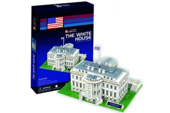 (White House) - Daron CF060H White House 3D Puzzle by CubicFun