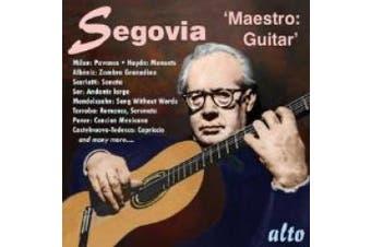 Maestro Guitar
