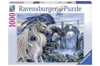 Ravensburger 498830cm Mystical Dragons Puzzle (1000-Piece)