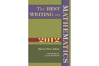 The Best Writing on Mathematics: 2012 (The Best Writing on Mathematics)