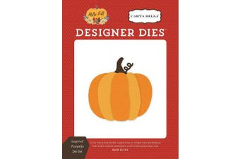 Carta Bella Paper Company CBHF70040 Layered Pumpkin Die Set