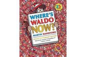 Where's Waldo Now?: Deluxe Edition (Where's Waldo?)