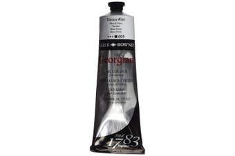Georgian Oil Colour Colour 225 ml by DALER-ROWNEY - Titanium White