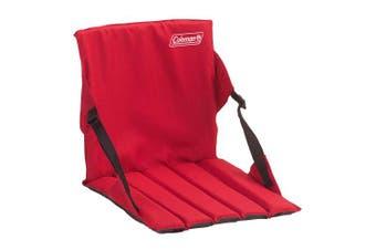 (Red) - Coleman Stadium Seat