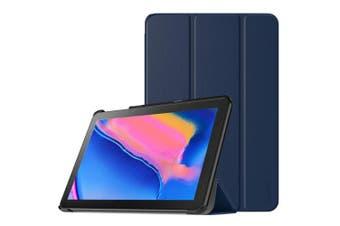 (1 - Indigo) - TiMOVO Folio Case for Samsung Galaxy Tab Advanced2 10.1, Shockproof Slim Ultra Lightweight Tri-Fold Shell Cover Case for Galaxy Tab Advanced2 T583 26cm - Indigo