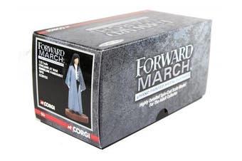 Corgi Forward March 1:32 Die Cast Figure - Civilians At War - Emmeline Pankhurst 1854 CC59152