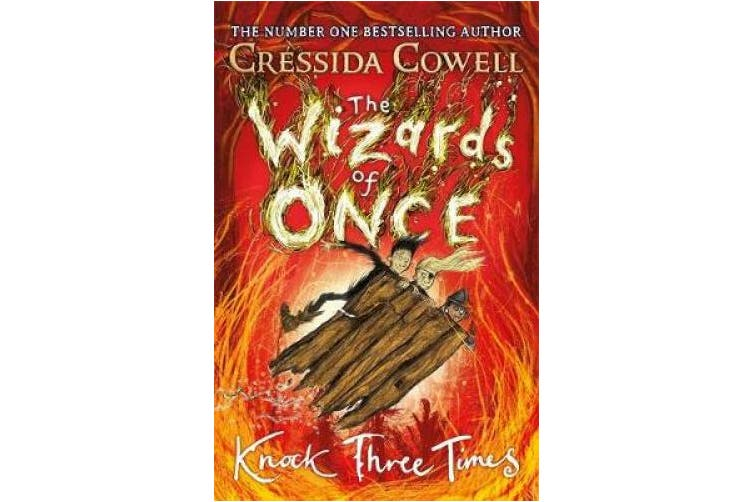The Wizards of Once: Knock Three Times: Book 3 (The Wizards of Once)