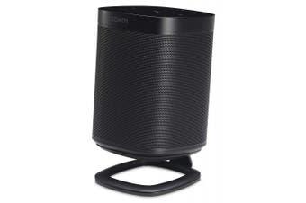 (Black) - Flexson Desk Stand for Sonos One or Sonos Play:1 - Black