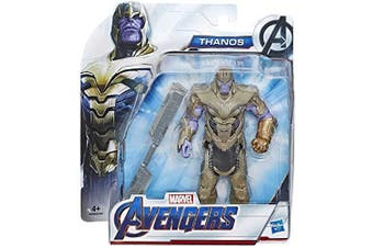 COLLECTOR AVENGERS ENDGAME - THANOS - Action Figure with Accressory, Approx 15cm